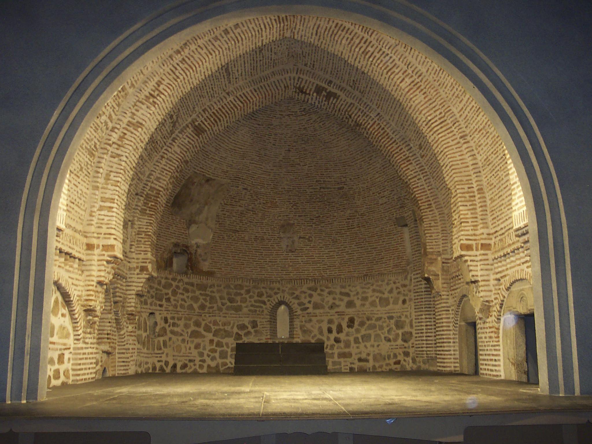 Bóveda Torre